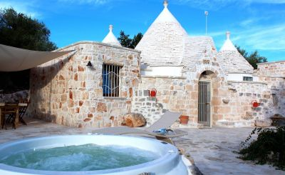 New to Host Unusual: Caves, Trulli and Modern Design Getaways