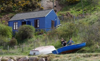 New to Host Unusual: A beachfront bolthole, quirky horseboxes and a Cornish cabin with summerhouse