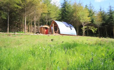 New to Host Unusual: Alachigh tents, a Devon eco-cabin, a historic lighthouse and Hampshire glamping