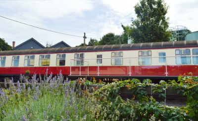 New to Host Unusual: a Dutch barge hotel, converted railway carriage and Norfolk glamping retreats