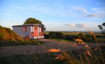 New to Host Unusual: Secret Cloud House, Trannish Island, Beacon Hill and Haddy's Hut