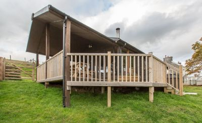 New to Host Unusual: Pengelli Farm Lodge and Margate Retreat