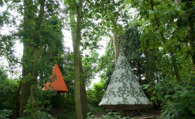 WIN a stay in a brand new glamping sensation - the Sky-Pod!