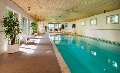 A sumptuous slice of spa heaven – Host Unusual style!