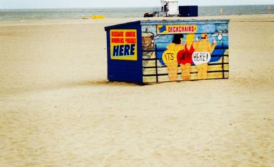 Wish you were here! Postcards from the traditional British seaside holiday.