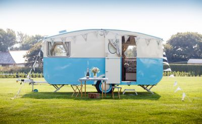 Win a hardback copy of My Cool Caravan book