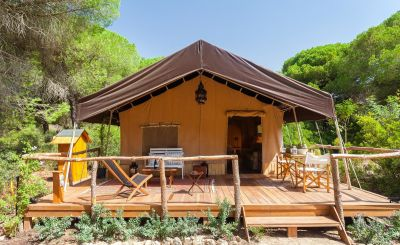 Eight Glorious Glamping Holidays in Sunny Spain