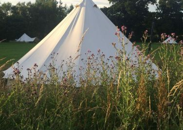 Amber's Bell Tents Hoveton Estate