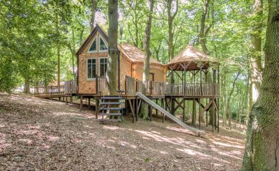 Ten of the Best UK Treehouse Stays