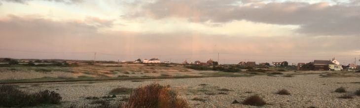 The otherworldly appeal of Dungeness