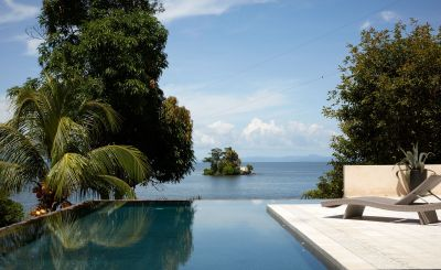 From here to Infinity… introducing the world's most luxurious pools