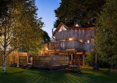 The Treehouse at Lavender Hill