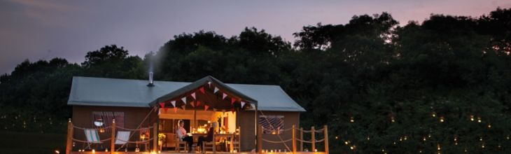 New to Host Unusual: Lantern & Larks Luxury Glamping sites