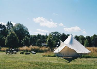 Amber's Bell Tents Bells Farm