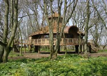 The Treehouse at Ackergill Tower
