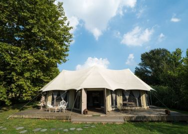 Glamping sites and quirky outdoor accommodation   Host Unusual