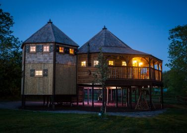 Mill Farm Glamping and Treehouse