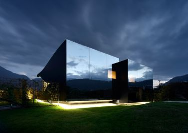 The Mirror Houses
