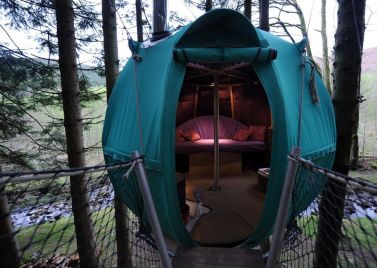 Red Kite Tree Tent
