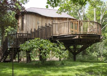 The Treehouse at Hothorpe Venues