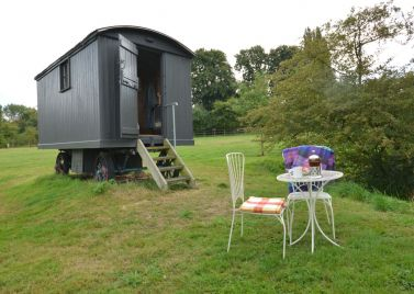 Abbey Shepherd's Hut