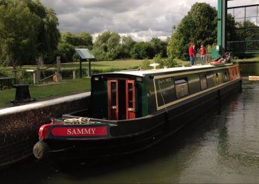 Nene Valley Boats