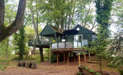 Tried and Tested: Will's Tree House at Winchcombe Farm, Warwickshire