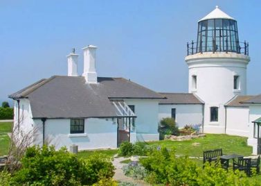 Old Higher Lighthouse Stopes Cottage