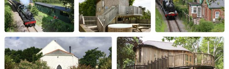 New to Host Unusual: Woodlands Treehouse, Dreamcatcher and Lavender Hill Holidays