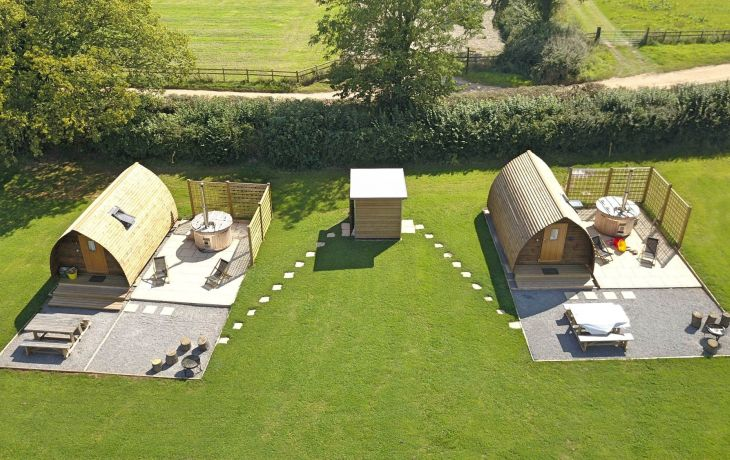 New to Host Unusual: Shepherd's Huts and Glorious Glamping