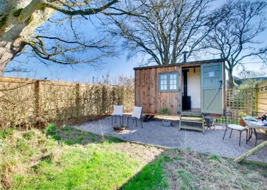 Manor House Shepherd's Hut