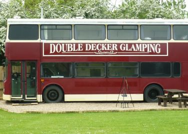 Double Decker at Wood Farm