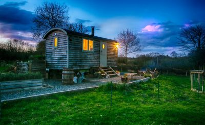 Ten of the Best Year-Round Glamping Sites in the UK