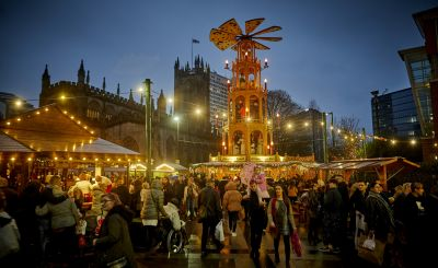 2019's Top Five Christmas Markets (and Unusual Places to Stay While You're There!)