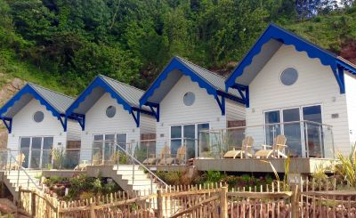 WIN a Two Night Devon Beach Hut Break for 2 plus Spa Treatments!