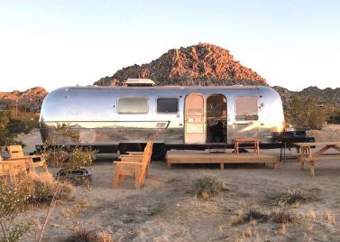 Joshua Tree Airstream