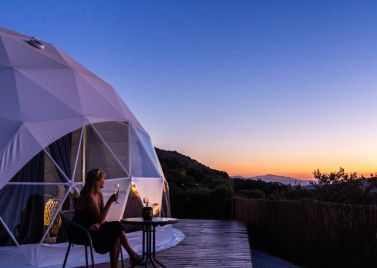 Granada Dome Retreat