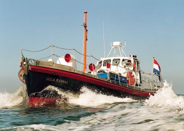 Lifeboat Harlingen