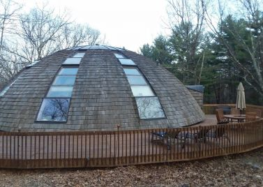 New Paltz Dome