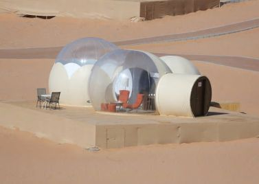 Wadi Rum Bubble Suite