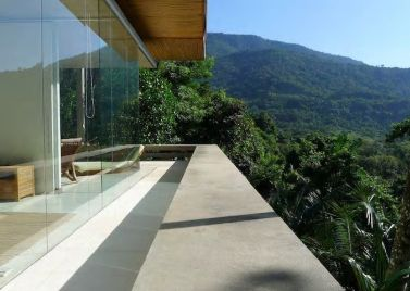Ubatuba Glass House