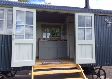 Counting Sheep Shepherd's Hut