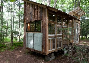The Outlier Inn Tiny House