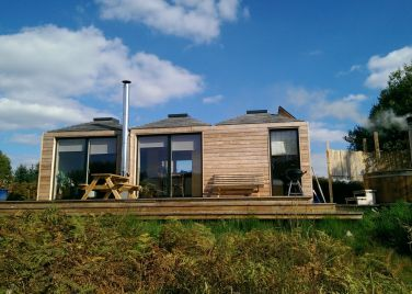 Loch Ken Eco Bothies and Glamping