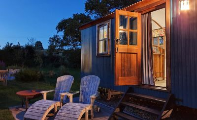 Tried and Tested: The Merry Harriers Shepherd's Huts, Surrey
