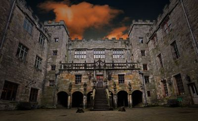 A Spooky Treat for Hallowe'en… Meet The Ghosts of Chillingham Castle!