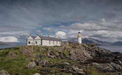 Meet the Owners: Eilean Sionnach, Isle of Skye