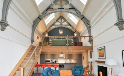 Host Unusual's Top Ten Mezzanine Holiday Stays