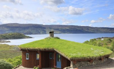 On the Map: Stay Amongst the Wild Beauty of the Scottish Highlands