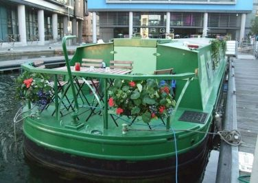 Edinburgh Green Boat